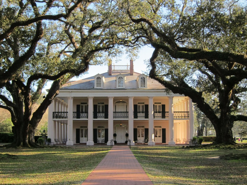 Entrevista com o Vampiro_Oak Alley Plantation, New Orleans  Foto: Karen Vale/Flickr