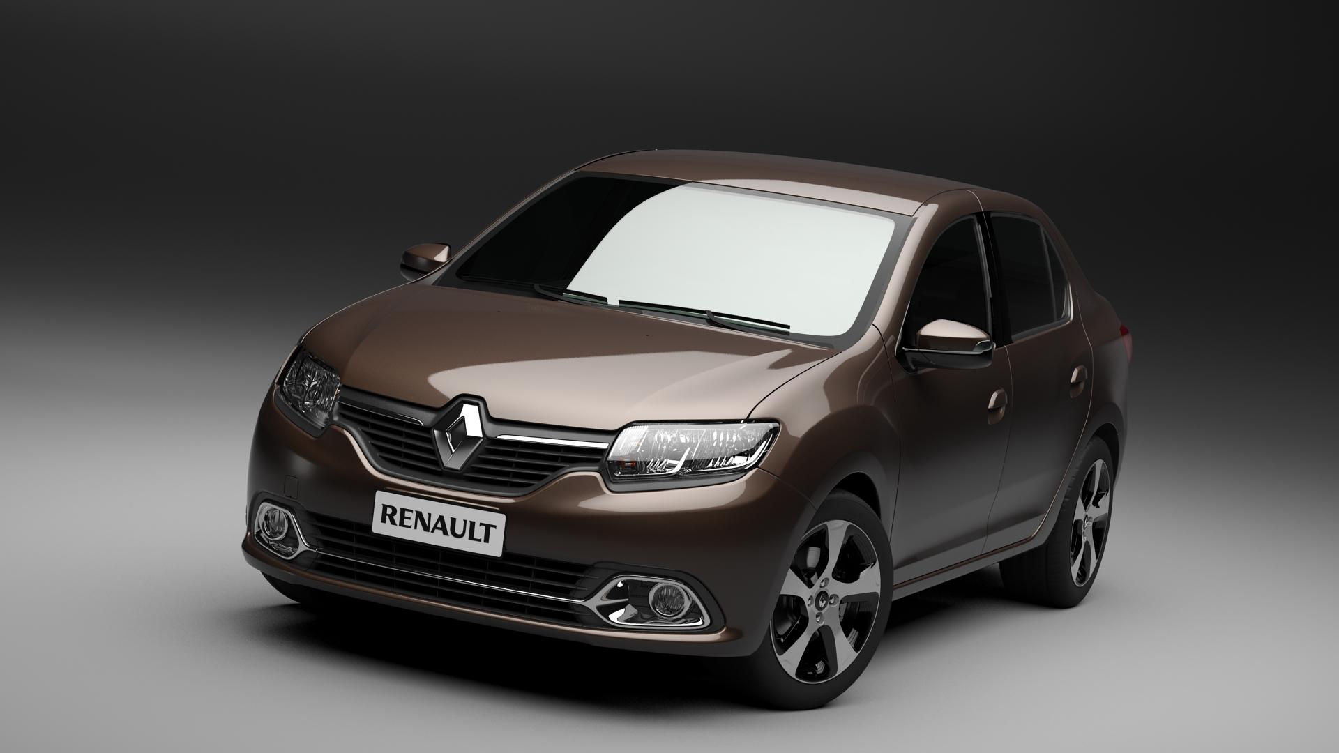 Renault Revela Novo Logan No Salao De Buenos Aires Blog Do Automovel
