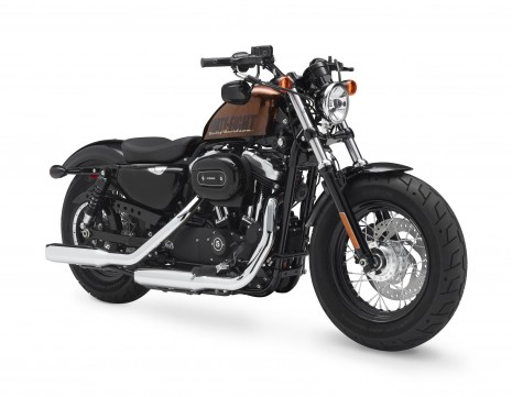 2014, XL1200X, Sportster, Forty-Eight, angle front