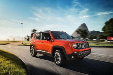 Jeep Renegade é o nono mais financiado do País