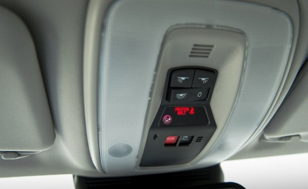 Volvo On Call Buttons