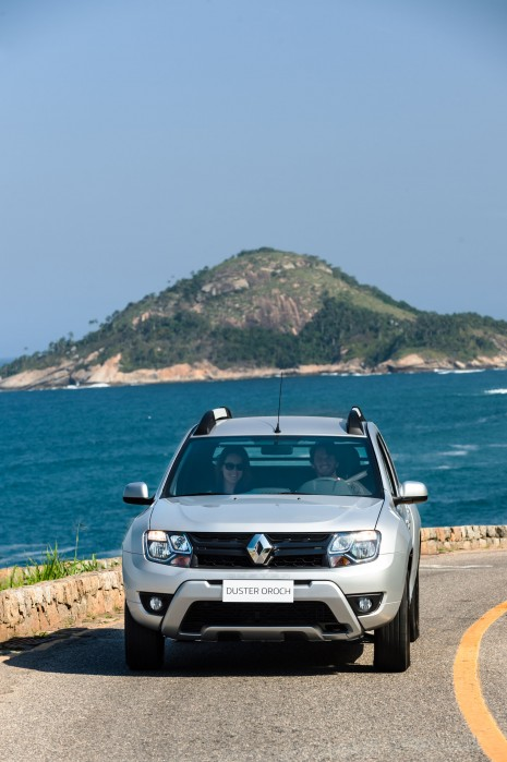 Renault Duster Oroch Dynamique (13)