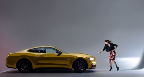 Mustang-Gold-Be Quiet-
