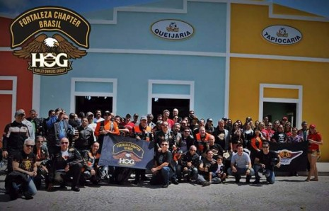 Grupo Ladies of Harley