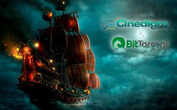 Parceria Cinedigm e Bit Torrent: tormenta em Hollywood