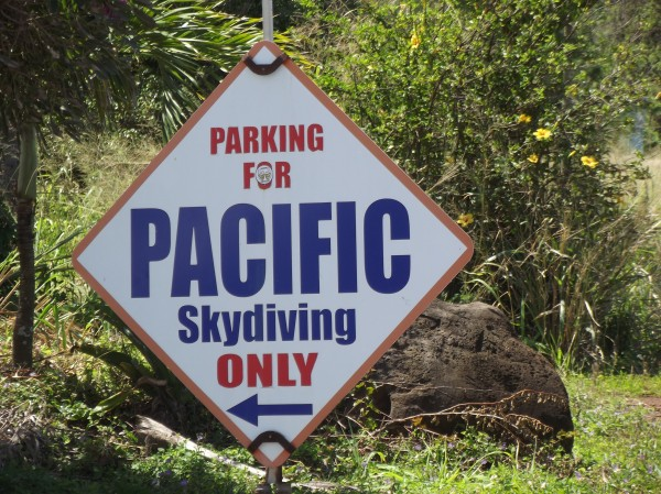 Skydiver in Hawaii-Foto-George Noronha (7)