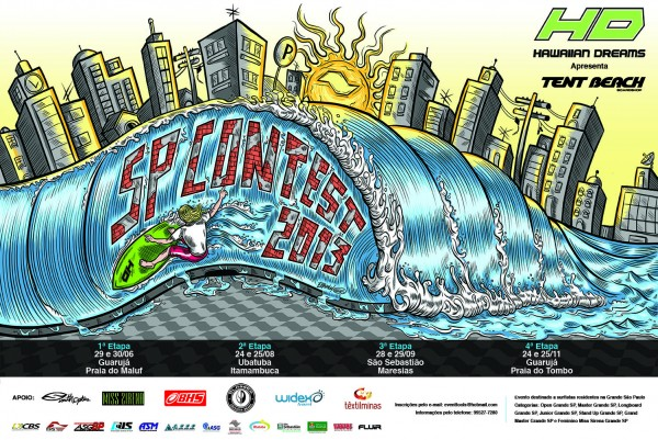 SP Contest-Cartaz do Evento