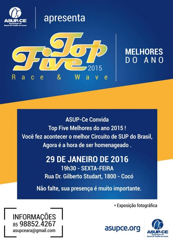 Festa Top Five ASUP-CE 2015-3