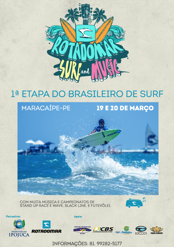 ROTA DO MAR SURF MUSIC