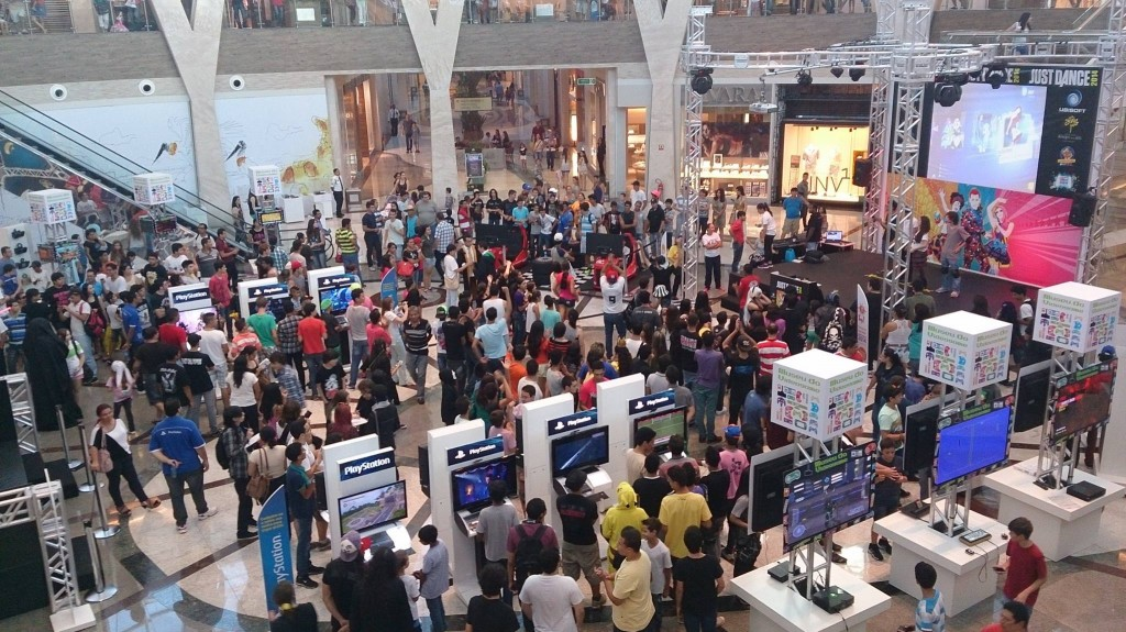 Campo Grande Game Show, na capital do Mato Grosso do Sul,  evento que tem entre os destaques o Museu do Videogame