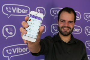Talmon Marco, CEO do Viber