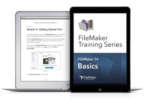 Exemplos de ebooks sobre o FileMaker