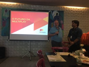 Claudio Alvarez fala dos desafios da Multiplay no mercado local
