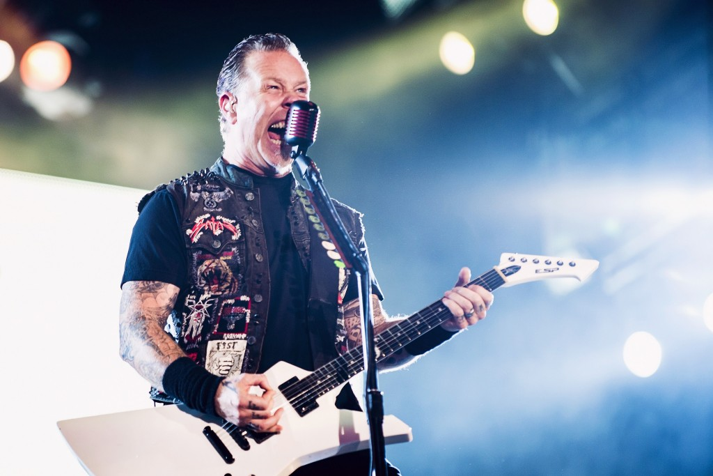 metallica no rock in rio