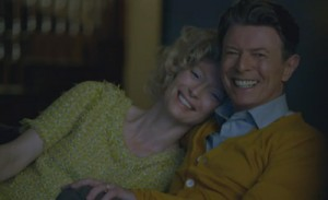"Bowie e Tilda Swinton: casal feliz em ""The Stars (Are out Tonight)""?"
