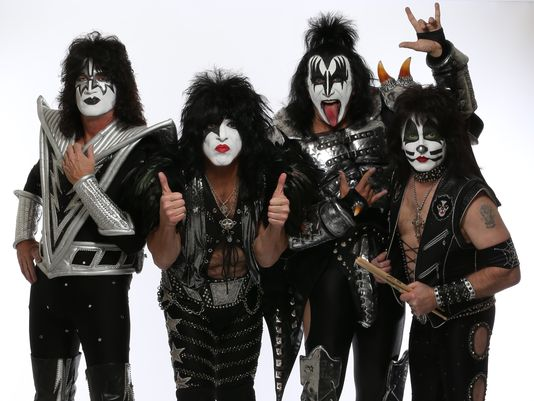 Kiss está oficialmente confirmado no Monsters of Rock