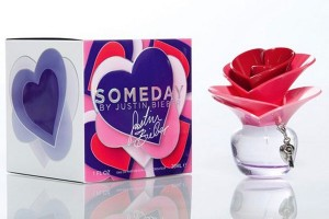 Fragrncia exclusivamente feminina
