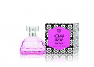 ATLAS MOUNTAIN ROSE EAU DE TOILETTE+CAIXA