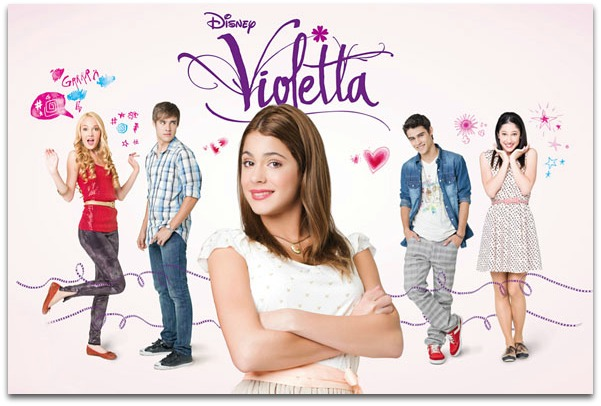 seriados legais da disney channel: Download: Violetta 1ª