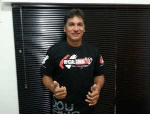 Novo comandante Coral j vestiu a camisa de Scio do clube. Foto: Site oficial Ferrao.com.br