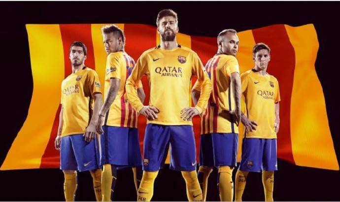 2016 Barcelona Uniform Related Keywords & Suggestions - 2016 Barcelona ...